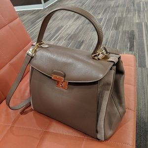 Marc Jacobs Flap Top Metropolitan Satchel